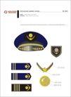 老挝航空公司0004,老挝航空公司,整套VI矢量素材,帽子 肩章 徽章
