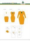 莱达制药0051,莱达制药,整套VI矢量素材,女装 职业裙 帽子