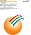 阳光卫视VI0001,阳光卫视VI,整套VI矢量素材,球 亮点 圆环