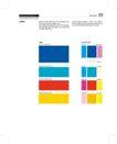 韩国道路公社0009,韩国道路公社,整套VI矢量素材,颜色 主色 辅助色