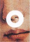 日本海报设计0076,日本海报设计,日本广告专集,唇部
