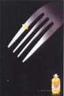 获奖作品一0060,获奖作品一,第十一届中国广告节作品,植物油 叉子 戒指