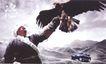 获奖作品三0095,获奖作品三,第十一届中国广告节作品,雄鹰 猎人 山岭