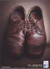 获奖作品二0052,获奖作品二,第十一届中国广告节作品,鞋子 鞋带 皮鞋