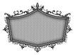 金属边框0046,金属边框,设计组件素材,