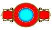 金属边框0095,金属边框,设计组件素材,金属框