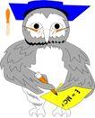 鸟类漫画0650,鸟类漫画,动物,