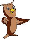 鸟类漫画0651,鸟类漫画,动物,