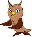 鸟类漫画0652,鸟类漫画,动物,