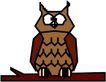 鸟类漫画0657,鸟类漫画,动物,