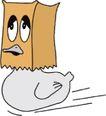 鸟类漫画0665,鸟类漫画,动物,