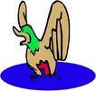 鸟类漫画0670,鸟类漫画,动物,