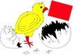 鸟类漫画0689,鸟类漫画,动物,