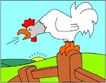 鸟类漫画0691,鸟类漫画,动物,