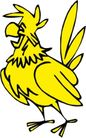 鸟类漫画0695,鸟类漫画,动物,