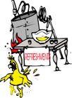 鸟类漫画0697,鸟类漫画,动物,