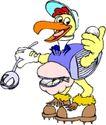 鸟类漫画0701,鸟类漫画,动物,