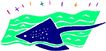 水中动物1007,水中动物,动物,