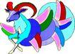 拟人动物0123,拟人动物,动物,