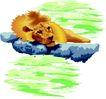 常见动物1067,常见动物,动物,