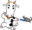 常见动物漫画1165,常见动物漫画,动物,