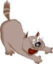常见动物漫画1192,常见动物漫画,动物,