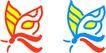 昆虫蝴蝶1061,昆虫蝴蝶,动物,