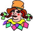 皮士小丑0268,皮士小丑,人物,
