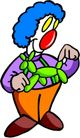 皮士小丑0273,皮士小丑,人物,