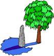 树木1597,树木,植物,