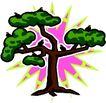 树木1601,树木,植物,