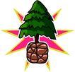 树木1604,树木,植物,