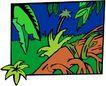 树木1609,树木,植物,
