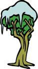 树木1614,树木,植物,