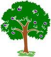 树木1619,树木,植物,