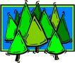 树木1622,树木,植物,