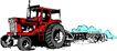 农业机械与庄稼0479,农业机械与庄稼,植物,