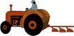 农业机械与庄稼0481,农业机械与庄稼,植物,