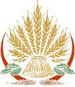 农业机械与庄稼0483,农业机械与庄稼,植物,
