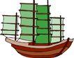 轮船等水上设备0377,轮船等水上设备,交通运输,