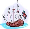 轮船等水上设备0395,轮船等水上设备,交通运输,