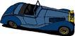 轿车0040,轿车,交通运输,敞篷车