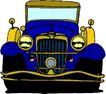 轿车0043,轿车,交通运输,车灯
