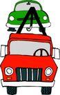 轿车0384,轿车,交通运输,
