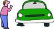 轿车0468,轿车,交通运输,