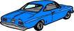 轿车0747,轿车,交通运输,