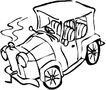轿车1257,轿车,交通运输,