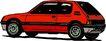 轿车1286,轿车,交通运输,