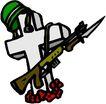 军队人物0035,军队人物,军事科学,