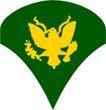 军队徽章0264,军队徽章,军事科学,